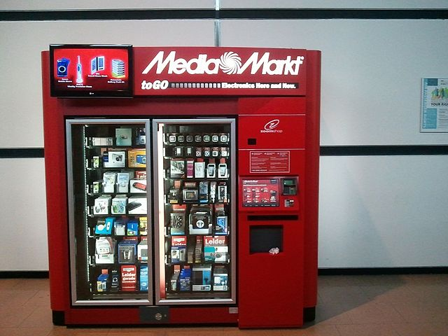 Automat zarobkowy