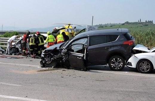 wypadek drogowy i odszkodowanie