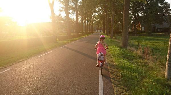 rower z pedałami dla 3 latka