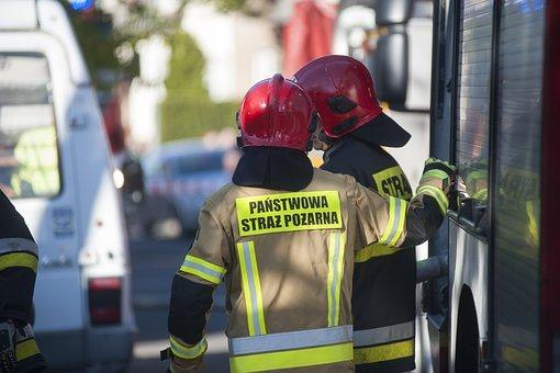 operat przeciwpożarowy