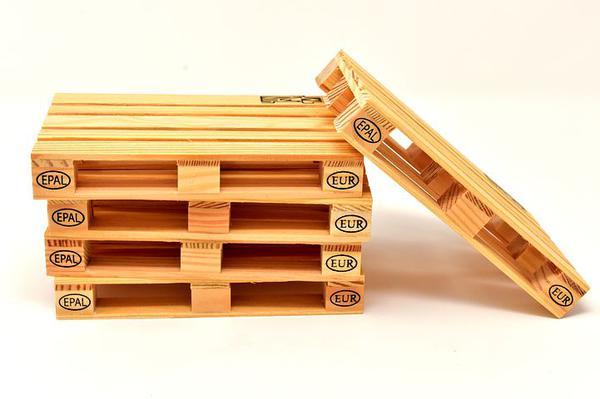 jednorazowe palety drewniane